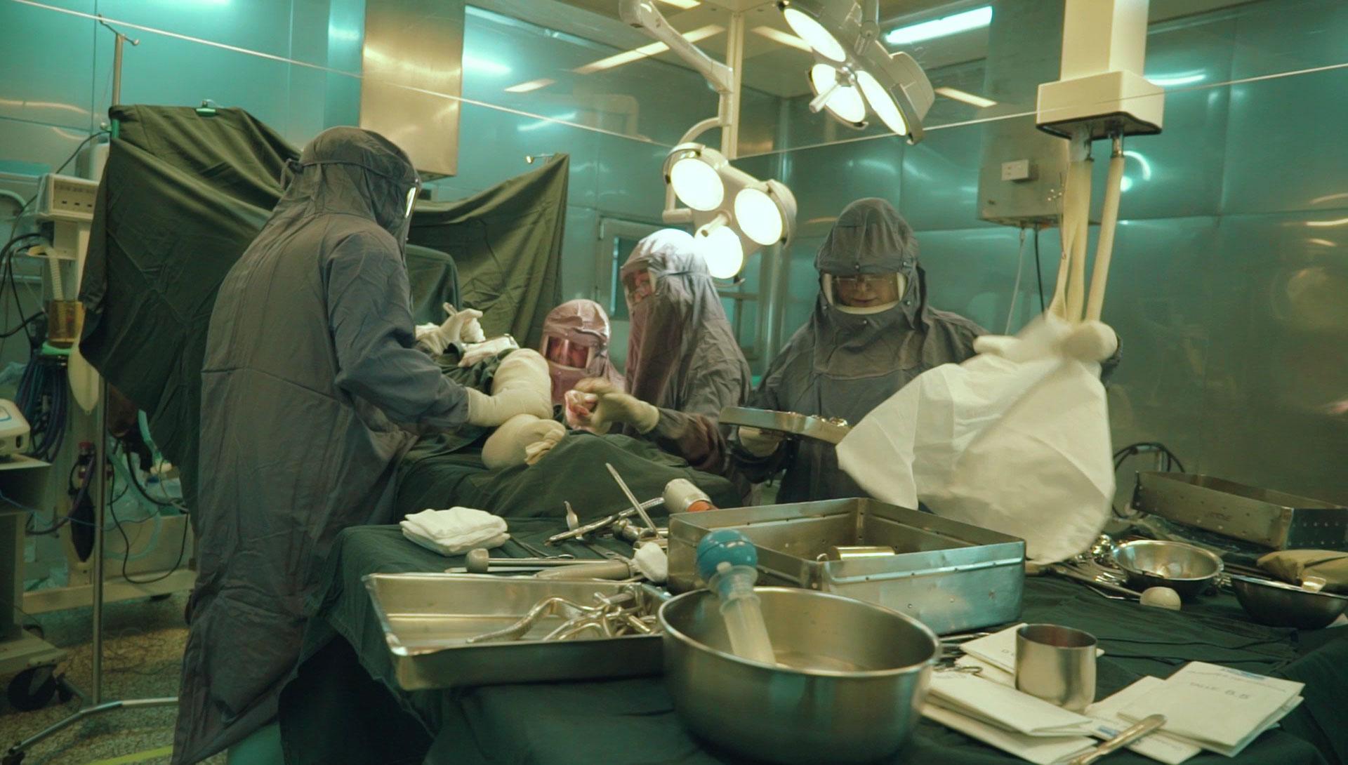 Resultado de imagen para SALA BLANCA banco de Protesis uy